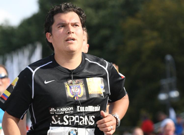 Lopen Voor Colombia is terug