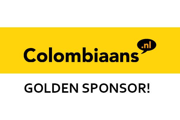 colombaians golden sponsor