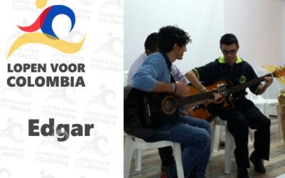 Colombiaanse harde realiteit in een notendop Deel II: Edgar