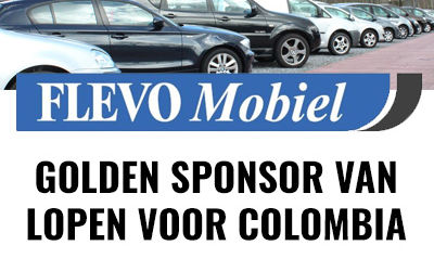 Flevo Mobiel is Golden Sponsor!