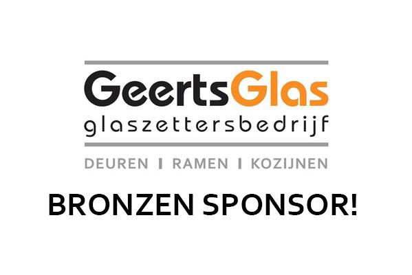 geerts glas is bronzen sponsor