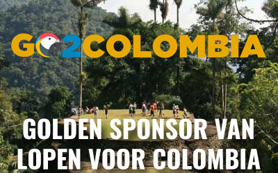 Go2Colombia is Golden Sponsor